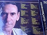 Disco de vinil coletanea nelson gonçalves 50 anos de boemia e richard  clayderman e rayconniff   nostalgia teclado v1 e francisco petronio